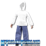12 Inch Male Jeans & Sweatshirt