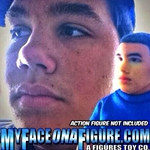5 Inch Mego-Style Head