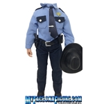 12 Inch Police Officer