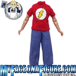 5 Inch Child Flash T-Shirt