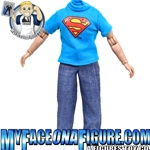 5 Inch Child Superman Outfit